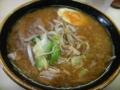 つけ麺(つけ汁)