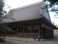 講堂(右側から)