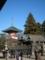 平和大塔と清瀧権現堂