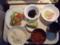 初めての夕食