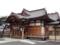 子守神社拝殿 左より