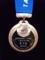 一般女子三位のメダル