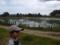 八鶴湖と次男