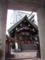 築土神社 拝殿