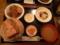 「とうめし定食」(650円)+ご飯大盛り(50円)