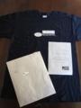 Bluenote Best & More 1100 キャンペーン Tシャツ 当たった