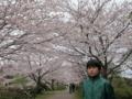 次男と実籾本郷公園