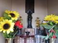 明治観音堂の木造聖観音