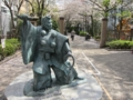 武蔵坊弁慶像