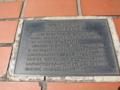 ヤン・ヨーステン記念碑 案内板