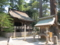 鹿島神宮 仮宮と摂社・高房社