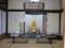 長勝寺 本堂裏の菩薩像