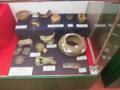 発掘された茶道具
