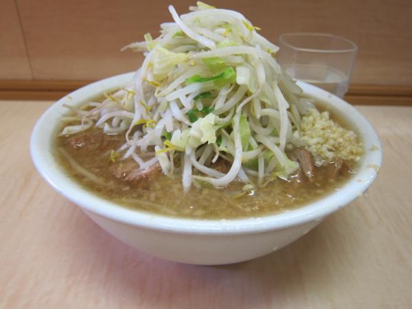 小ブタ(750円)+ニンニク