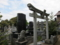神道形式の吉橋氏の墓
