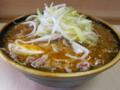 つけ麺・汁+ヤサイ