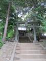 屋敷 天津神社