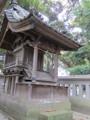 天津神社 本殿