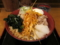 まえだのネギチャーシュー麺[そば](580円)
