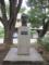 ぺルリ提督の像