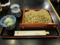 もりそば(560円)+大盛り(150円)
