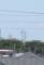 我が家の駐車場から見える東京スカイツリー