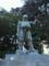 空の神兵の像