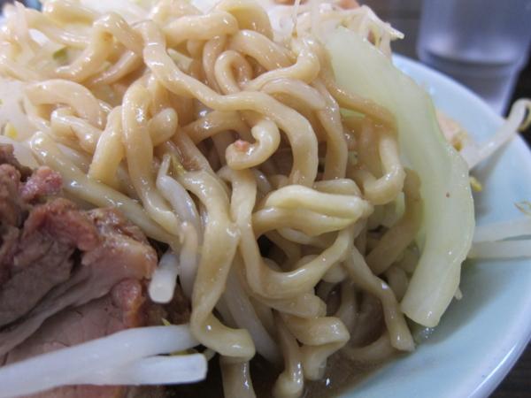 かじろうの麺