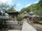 那古寺の境内