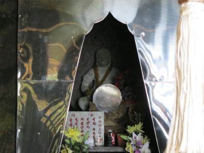 成田山分霊の不動明王