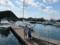 保田漁港のヨットハーバー