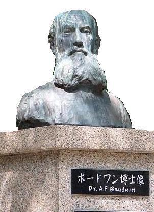 2006年以前の銅像