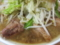 10月13日の眉二郎のブタとスープ