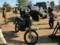 偵察用オートバイや軽装甲機動車