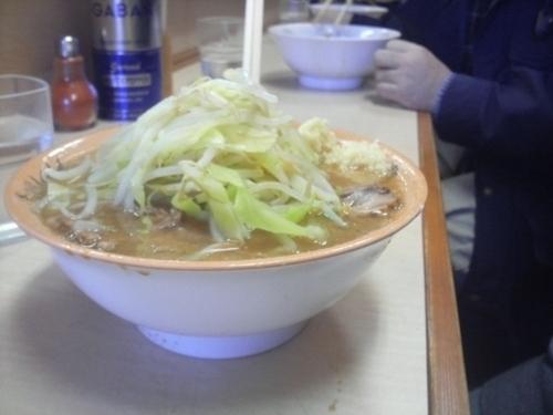 ミニラーメン(550円)ノーコール[ニンニク]