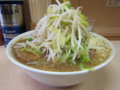 小ブタ(750円)ニンニク・ヤサイ