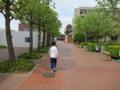 ガラガラの日本大学生産工学部 津田沼キャンパス