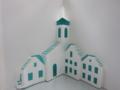 教会のミニミニ建築模型