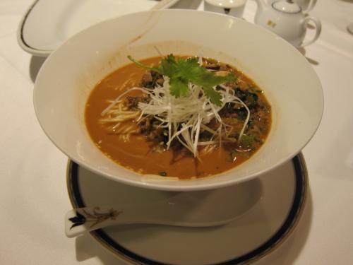 坦坦麺(1470円)