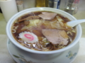 ワンタンメン(650円)