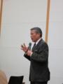 教育事業委員会委員長の挨拶
