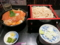 ロースカツ丼とお蕎麦セット(880円)+大盛り(0円)