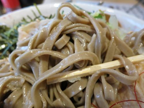 JUJUの蕎麦