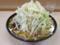 味噌ラーメン(750円)上