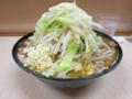 味噌ラーメン(750円)ニンニク