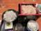 日替わり丼[釜揚げしらす丼]とお蕎麦セット(780円)+特盛り[3枚・450g](0円)