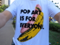 アンディ・ウォーホールのTシャツ