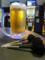 サイベックスでビールとダーツ