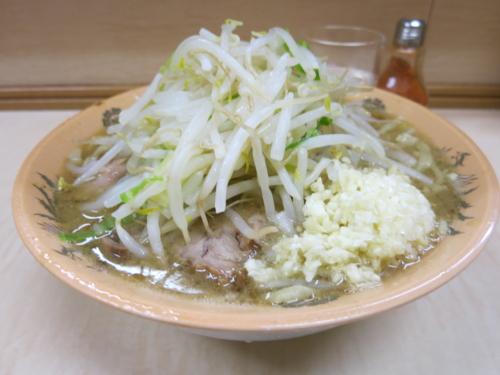 ミニラーメン(550円)ニンニク