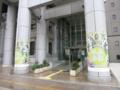 千葉市美術館入口